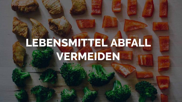 Lebensmittelverschwendung: Neue Website liefert praxistaugliche Hilfen