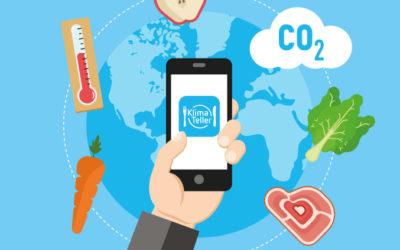 Die KlimaTeller-App für die Gastronomie: CO2 einsparen mit jedem verkauften Gericht