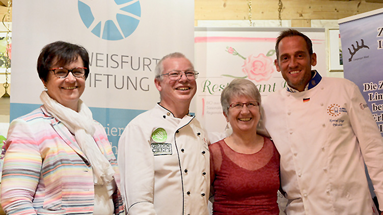 """Tierschutz auf dem Teller®: Restaurant """"ROSE"""" in Vellberg-Eschenau ausgezeichnet"""