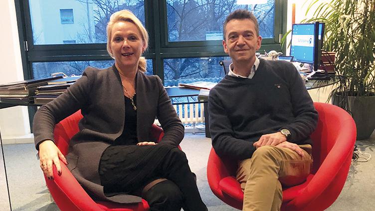 Suzann Heinemann und Matthias Tritsch
