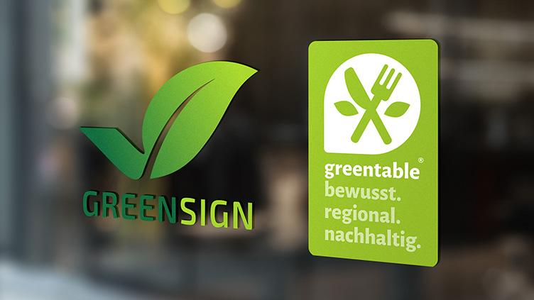 Alle Zeichen auf Grün: Greentable und GreenSign kooperieren